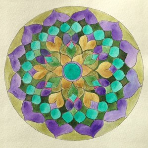 MANDALA CLUB with Kathleen Horne, MA, LMHC, REACE